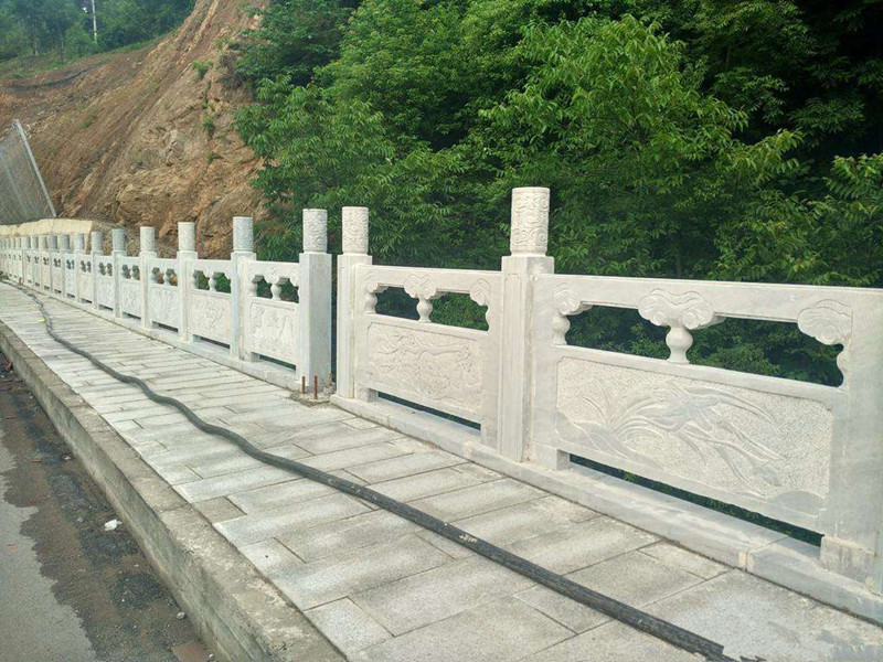 河道橋梁欄桿