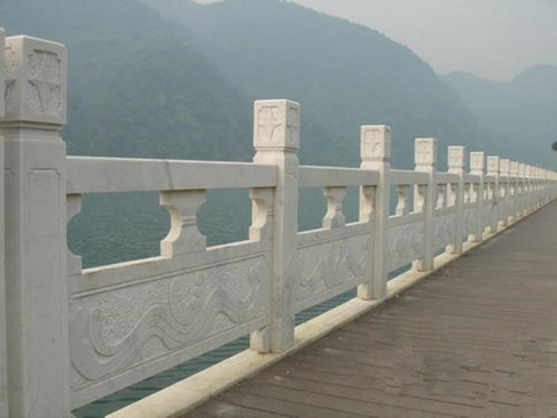 橋梁河道欄桿