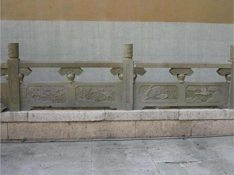 花崗石石材欄桿