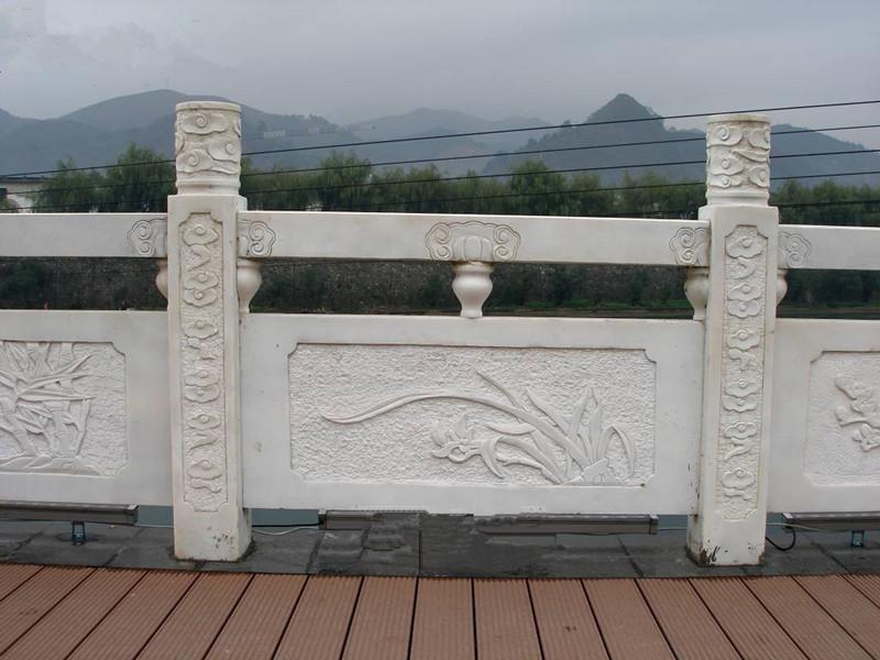 中式仿古欄桿