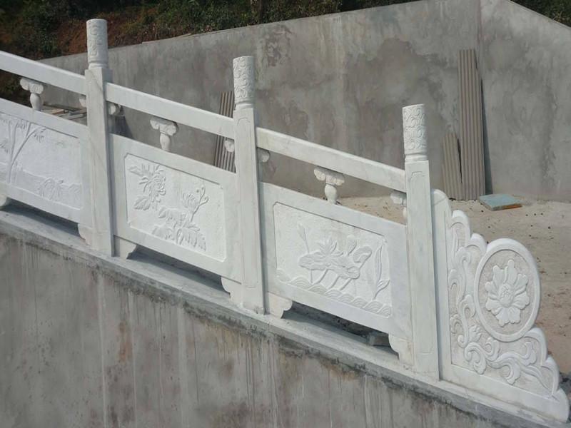 石欄桿的分類有哪些