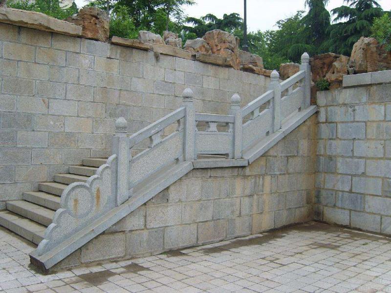 石欄桿施工流程是什么?